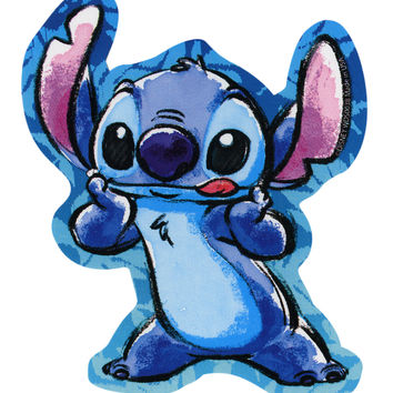 Disney Lilo Stitch Tongue Sticker