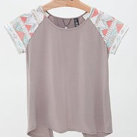 BKE Boutique Tulip Top
