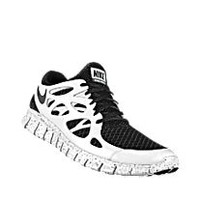 Nike Free Run 2 iD Custom Men's Running Shoes - Black
