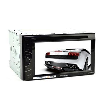 "Pioneer AVH-X3600BHS In-Dash 6.1"" DVD/MP3/USB Touchscreen Car Ste"