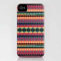 Dark Persian iPhone Case by Anna Deegan | Society6