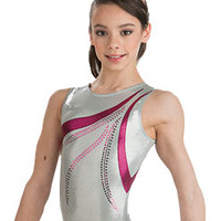 Delicate Sterling Gymnastics Leotard from GK Elite