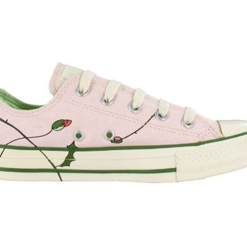 Converse Women's All Star Chuck Taylor Floral Vine Ox Casual