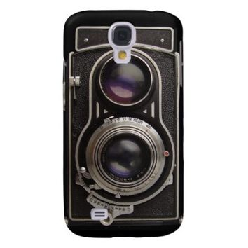 Box Camera Samsung Galaxy S4 Barely There Case