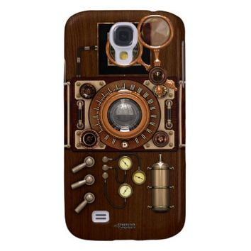 Steampunk Vintage TLR Camera