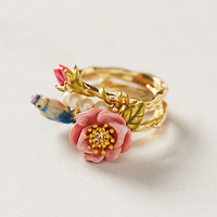 Birdsong Ring Set