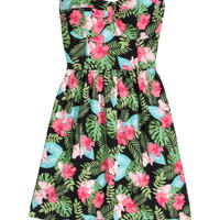 H&M - Bandeau Dress -