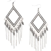 Daytrip Diamond Cut-Out Earring