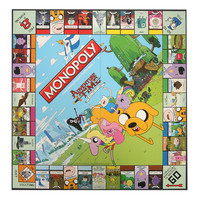 Monopoly Adventure Time Collectors Edition