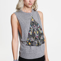 Urban Outfitters - Truly Madly Deeply Party Pyramid Tee