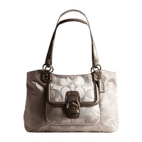 COACH Campbell Signature Belle Carryall