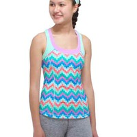 cool on the court tank | ivivva