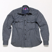 Best Made Company — The Indigo Dyed Japanese Work Shirt