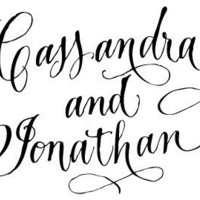 Handwritten Calligraphy Names | antiquariadesignstudio