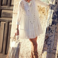 Bermeja Tunic Dress