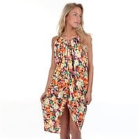 Soprano Juniors Floral Print Dress at Von Maur