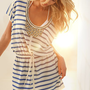 Victoria&#x27;s Secret - Embellished Cover-up Sweater