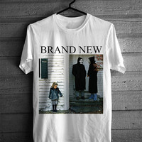 Brand New The Devil And God Are Raging Inside Me Tshirt