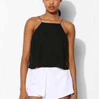 Coincidence & Chance Origami Skirted Short - Urban Outfitters