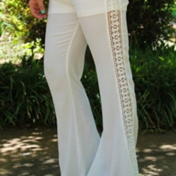 Wild One Crochet Pants