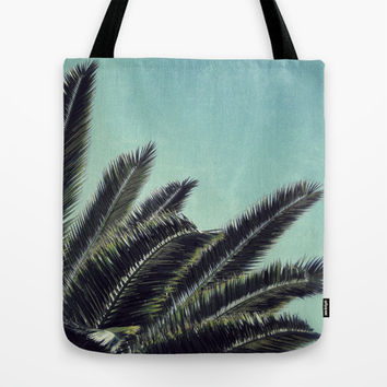 Palms Tote Bag by RichCaspian | Society6