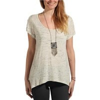 Volcom Lived In Slub Short-Sleeve T-Shirt - Women's