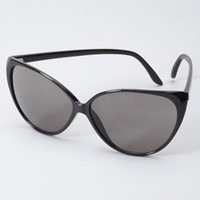 Fredflare.com - Bridget Retro Cat Eyed Sunglasses - Shop Stylish Sunglasses Now