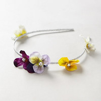 Violet Crown Headband
