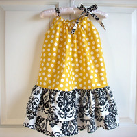 girl clothes girls dress childrens clothes girls dress party special occasion gold and black