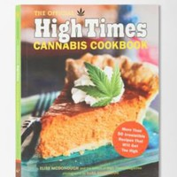 UrbanOutfitters.com &gt; High Times Cookbook By Elise McDonough