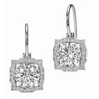 Belle by Harry Winston, Diamond Earstuds