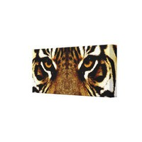 The Eyes of a Tiger Gallery Wrap Canvas from Zazzle.com