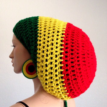 CROCHET RASTA HAT WITH DREADLOCKS   Only New Crochet Patterns