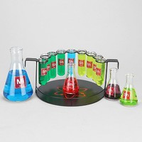 Mad Scientist Shot Glass Bar Set- Assorted One