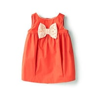 POPLIN DRESS WITH BOW - Baby girl - New this week - ZARA United States