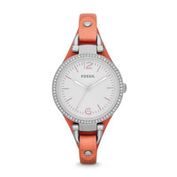 Fossil Women's Georgia Analog Display Watch