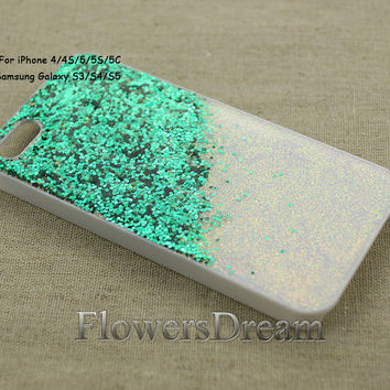 Phone cases, iPhone 5s case, iPhone 5c case, iPhone 5 case, iPhone 4s case, Galaxy S4 case, Galaxy S3 case, Real glitter-02