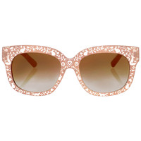 Forest Friends Frames in Peach