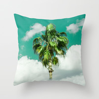 Natural Comfort Throw Pillow by Ia Loredana | Society6