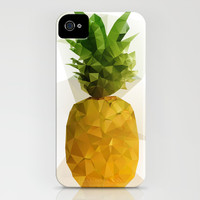 Pineapple iPhone & iPod Case by Three Of The Possessed   Society6