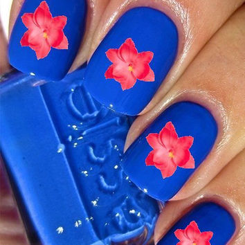 Summer Flower Decals