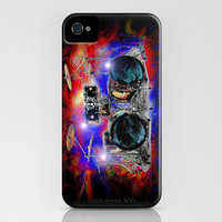Psychedelic Drums iPhone Case by JT Digital Art  | Society6