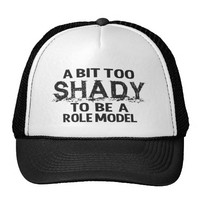 Shady Role Model hat - choose color