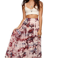 Billabong After Night Skirt - Womens Skirt - Multi -