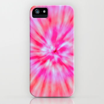 TIE DYE iPhone & iPod Case by Nika