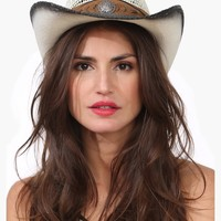 Black Rock Cowboy Hat