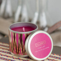 ILLUME THAI LILY TRAVEL TIN CANDLE