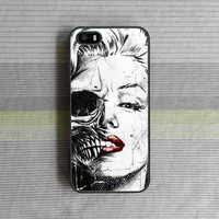 iPhone 5S Case , iPhone 5C Case , iPhone 5 Case , iPhone 4S Case , iPhone 4 Case , Marilyn Monroe Art