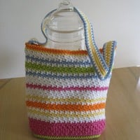Woman\s Tote or Purse, Crochet Pattern PDF 12-021 | ThePatternParadise - Children's on ArtFire
