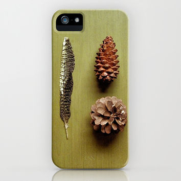 Three fell from a Pine Tree iPhone & iPod Case by RichCaspian | Society6